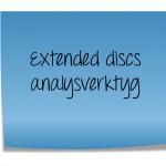 Extended Discs Analysverktyg