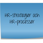 Hr-strategier och HR-Processer